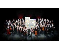 Pruebas de acceso para un puesto de ayuda de Concertino de la Orquesta Sinfónica de Castilla y León