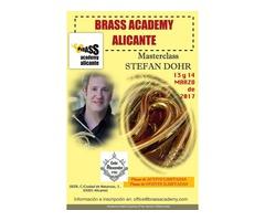 Masterclass STEFAN DOHR - Trompa 13 y 14 de marzo 2017