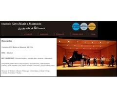 Concierto de ART CONCERTANTE. Ópera y zarzuela