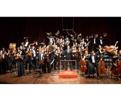 Concierto solidario de la Jove Orquestra Simfònica de Barcelona