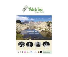 Campus Musical Valle de Tena (26 agosto-2 septiembre 2017)