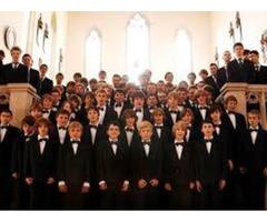 El Coro de niños de Windsbach en los ciclos de la Filarmónica