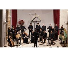 Música sacra en Madrid
