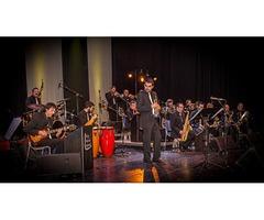 Leganés Big Band con Noa Lur en Bogui jazz