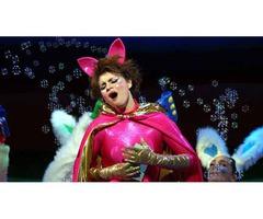 El gato con botas con música de Montsalvatge, en el Teatro Real