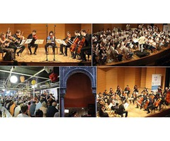 Convocatoria para instrumentistas del Festival Turina