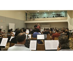 XI Curso Internacional de Dirección de Orquesta Antoni Ros Marbà