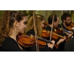 Pruebas de acceso del Conservatorio Superior de Música de Castilla y León