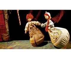 El cuento de Hansel y Gretel: Títeres en El Escorial