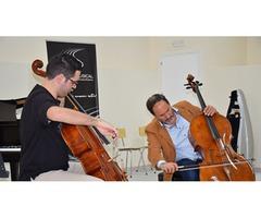 Pruebas de Acceso al Título Superior en Progreso Musical