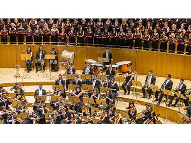 La Orquesta Metropolitana de Madrid y Coro Talía