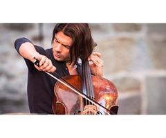Gautier Capuçon y la Orquesta Sinfónica de Radio Frankfurt