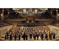 Convocatoria de una plaza de Violín concertino de la Orquesta Nacional de España