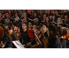 Pruebas de admisión para Orquesta Sinfónica JMJ