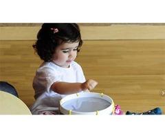 Recursos tonales y rítmicos en la clase de música de 0 a 6 años del IGEME