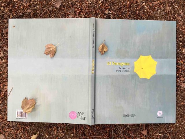 EL PARAGUAS (Libro + CD)