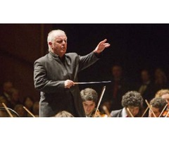 Daniel Barenboim y la Orquesta West-Eastern Divan en el Auditorio Manuel de Falla
