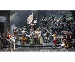 Pedro Halffter dirige Otello en el Teatro de la Maestranza de Sevilla