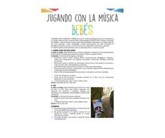 JUGANDO CON LA MÚSICA BEBES