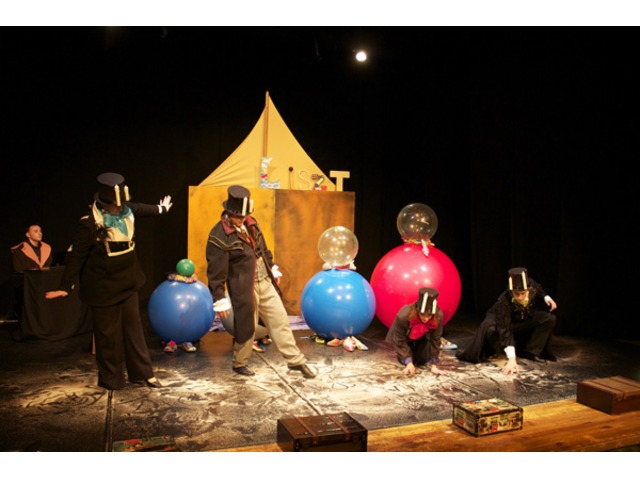 LISZT: Teatro Sonoro en Teatro Tyl Tyl!