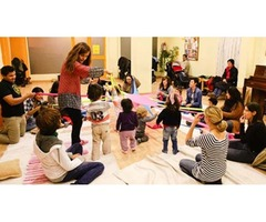 Recursos tonales y rítmicos en la clase de mú/sica de 0 a 6 años con Marisa Pérez