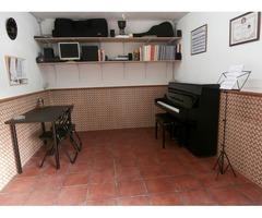 CLASES DE CANTO, PIANO Y LENGUAJE MUSICAL
