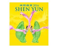 Shen Yun 2016 Vuelve al Gran Teatre del Liceu