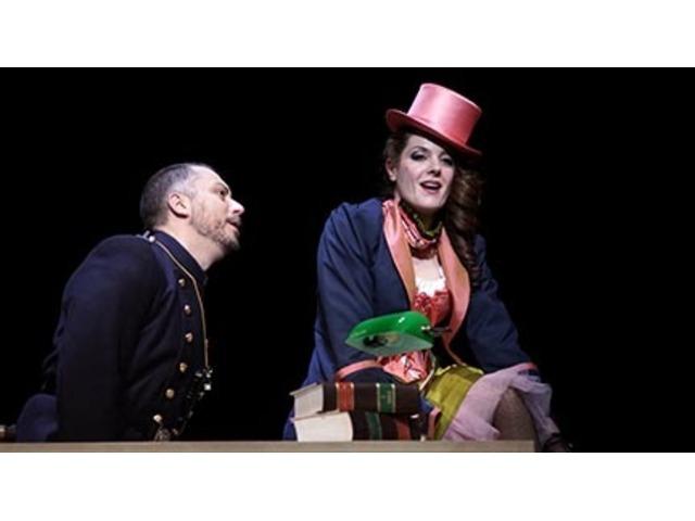 Ópera cómica de Wagner, en el Teatro Real
