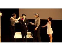 Chaplin para niños en el Teatro de la Alameda