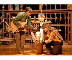 AHORA EL PATITO FEO, 21/2/2016 en Teatro Tyl Tyl