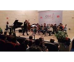 Concierto de alumnos del Conservatorio Superior de Música de Castilla-La Mancha