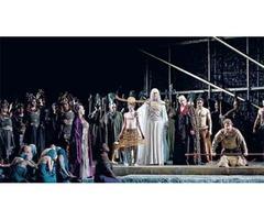 Aída, de Verdi en el Palau de les Arts de Valencia