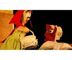 Caperucita Roja, original y divertido espectáculo para toda la familia en El Escorial