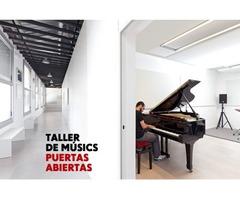 Jornadas de puertas abiertas en el Taller de Músics Escuela Superior de Estudios Musicales