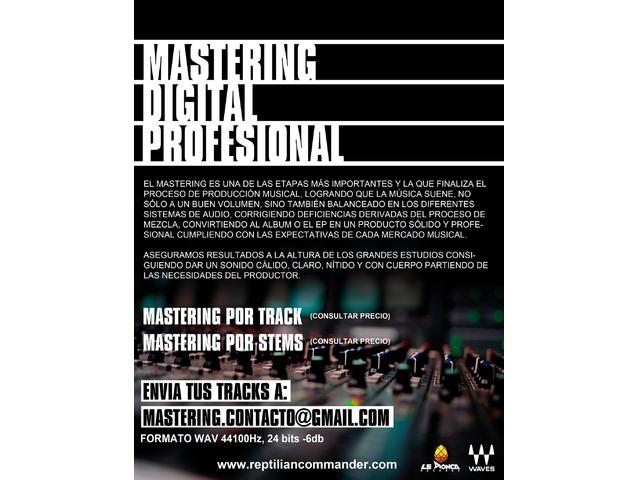 Mastering Digital Online
