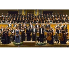 Chaikovski y Taneyev con la Orquesta Metropolitana y el Coro Talía