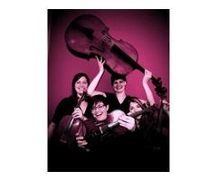 Clases de violín, viola y lenguaje musical