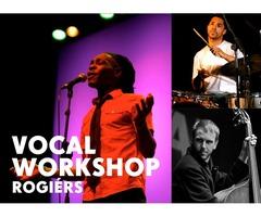Rogiérs. Vocal Workshop