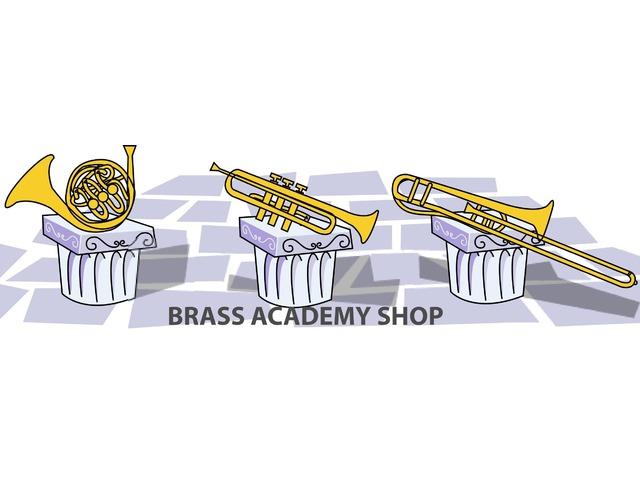 Brass Academy Shop / Alicante