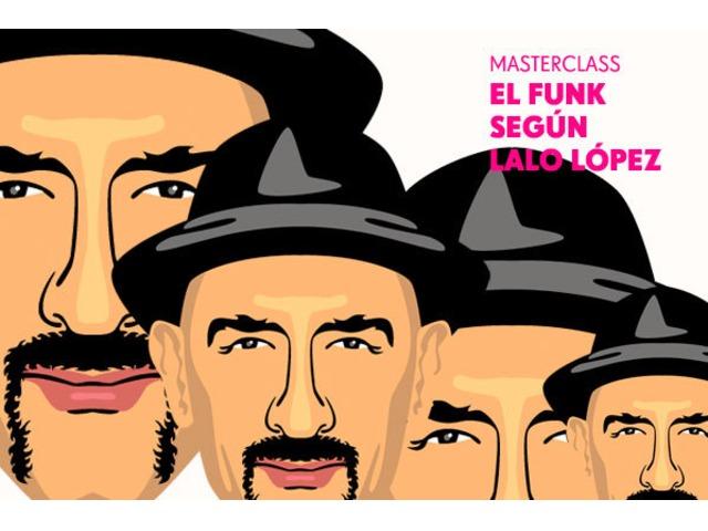 Historia del Funk según Lalo López